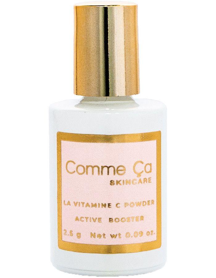 Comme Ça Skincare La Vitamine C Powder Travel Size 2,5gr 8719326617046 snel, veilig en gemakkelijk online kopen bij Beauty4skin.nl