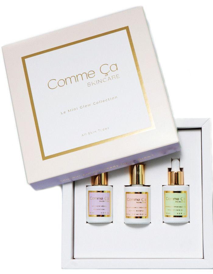 Comme Ça Skincare Le Mini Glow Collection 3-Delig 8719326617039 snel, veilig en gemakkelijk online kopen bij Beauty4skin.nl