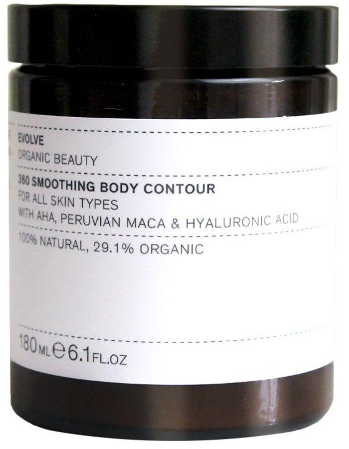 Evolve Organic Beauty 360 Smoothing Body Contour Cream 180ml