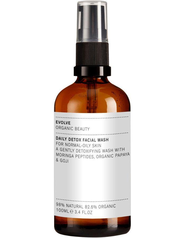 Evolve Organic Beauty Daily Detox Facial Wash 100ml