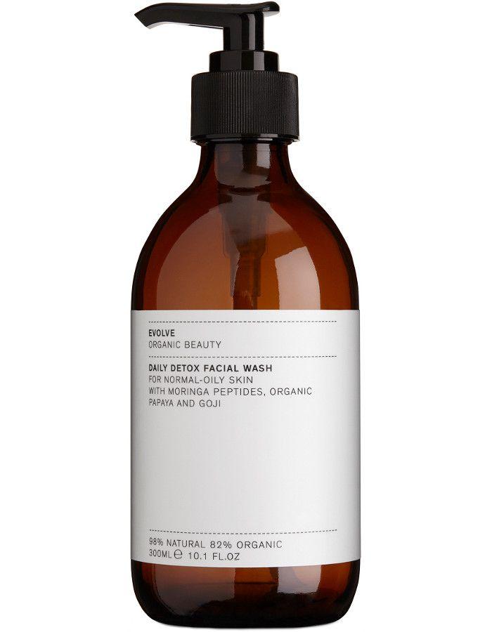 Evolve Organic Beauty Daily Detox Facial Wash 300ml
