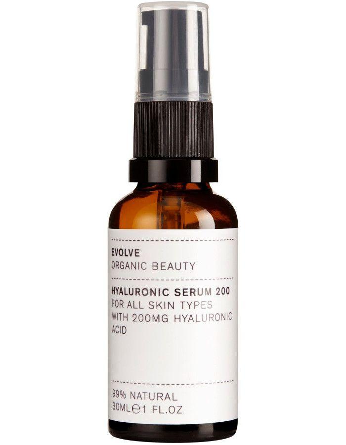 Evolve Organic Beauty Hyaluronic Serum 200 30ml