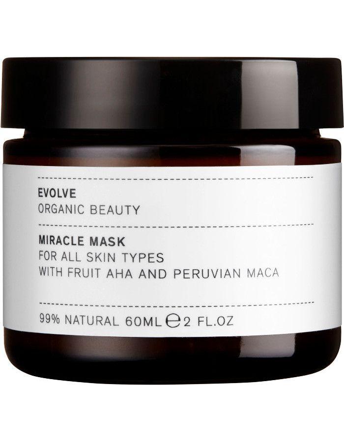 Evolve Organic Beauty Miracle Mask 60ml