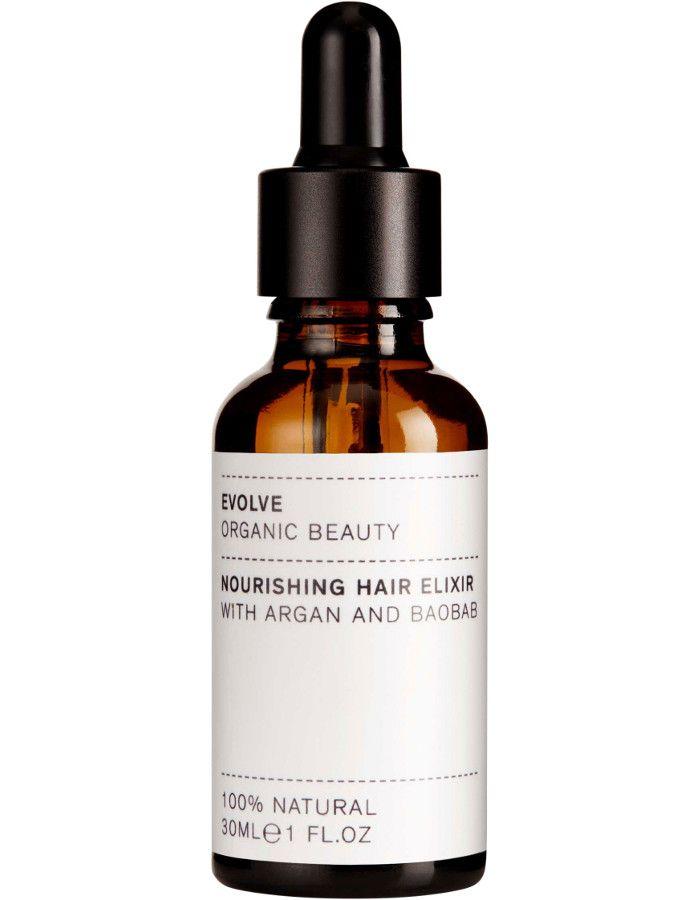 Evolve Organic Beauty Nourishing Hair Elixir 30ml