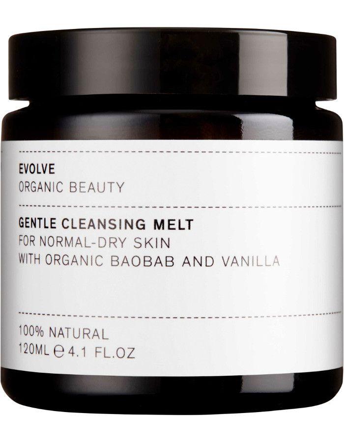 Evolve Organic Beauty Gentle Cleansing Melt 120ml