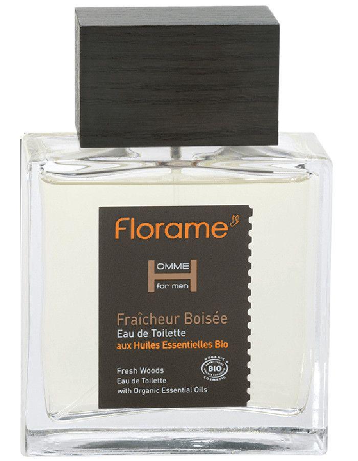 Florame Man Fresh Woods Eau De Toilette Spray 100ml