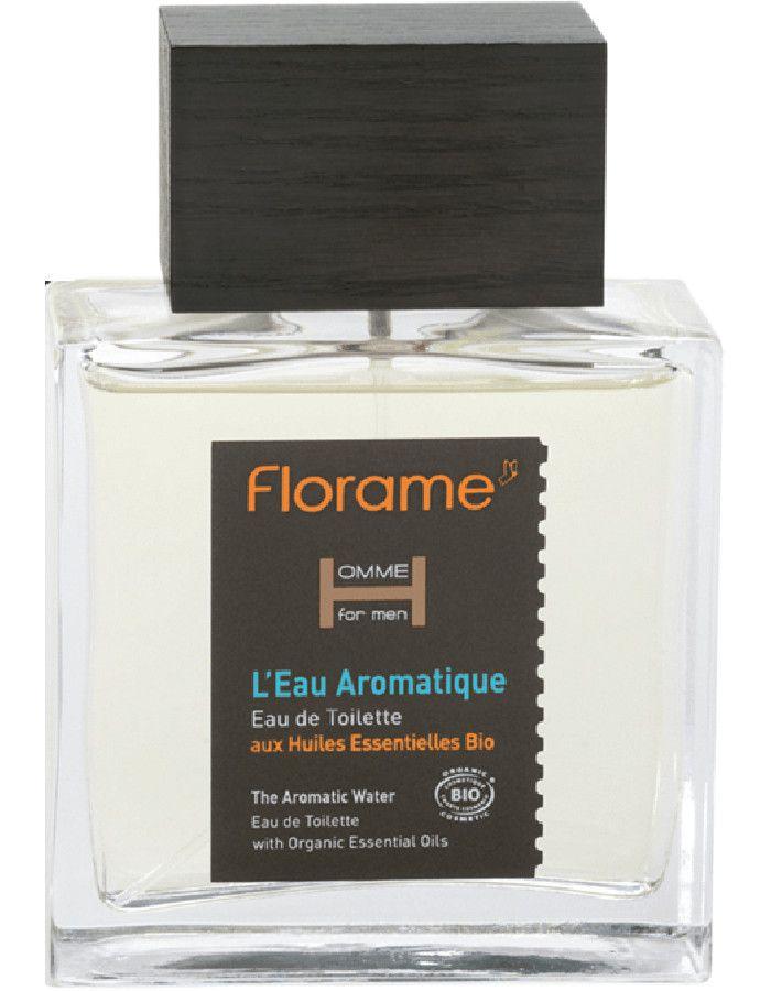 Florame Man The Aromatic Water Eau De Toilette Spray 100ml