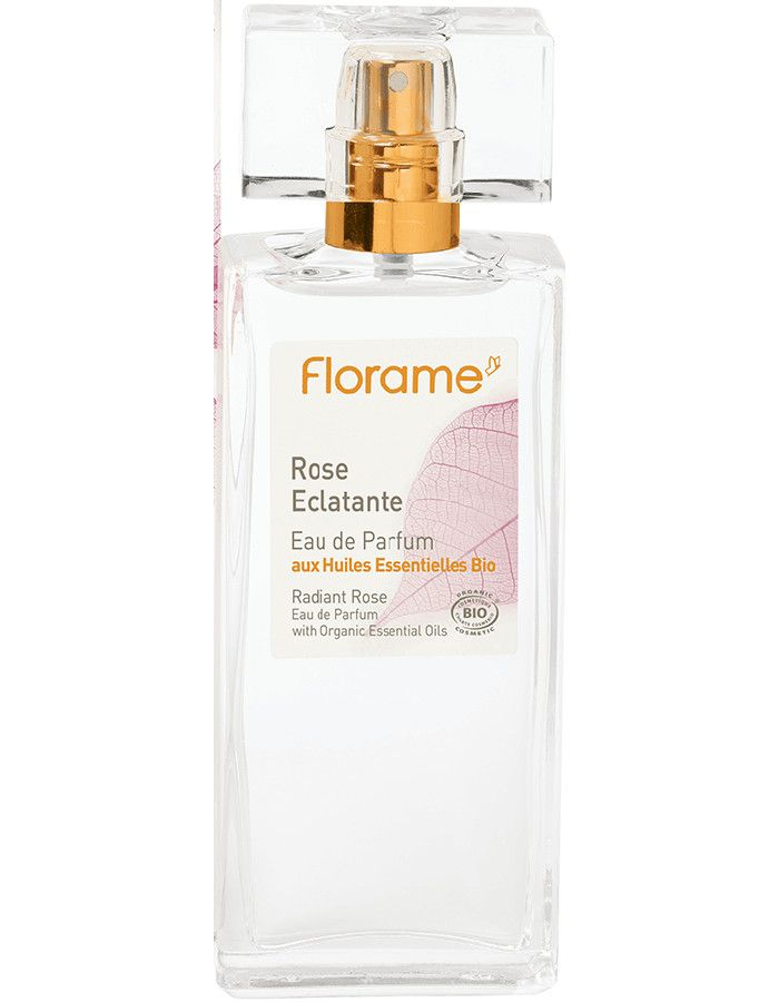 Florame Radiant Rose Eau De Parfum Spray 50ml