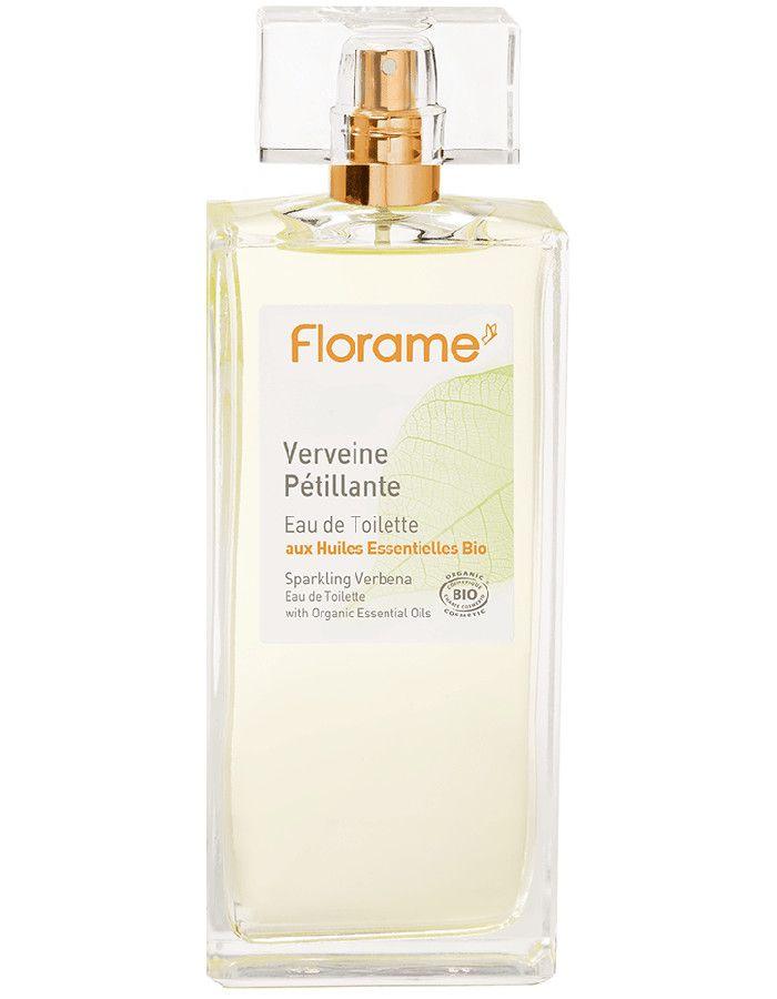 Florame Sparkling Verbena Eau De Toilette Spray 100ml