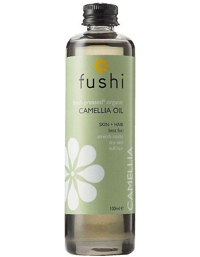 Fushi Organic Cold-Pressed Camellia Oil 100ml