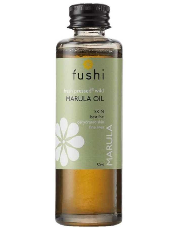 Fushi Organic Cold-Pressed Marula Seed Oil 50ml 5055757904366 snel, veilig en gemakkelijk online kopen bij Beauty4skin.nl