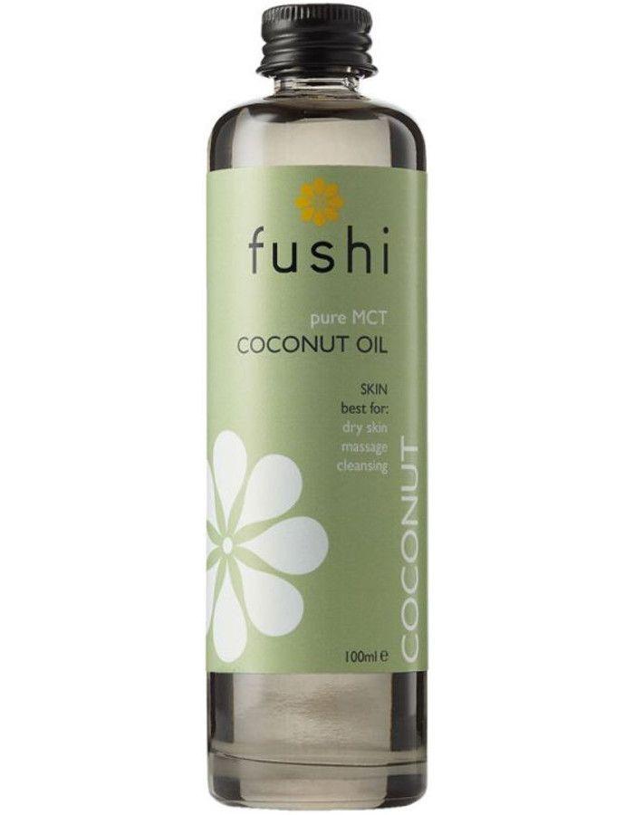 Fushi Organic Cold-Pressed Pure MCT Coconut Oil 100ml