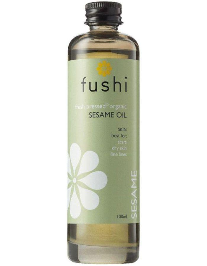 Fushi Organic Cold-Pressed Sesame Oil 100ml
