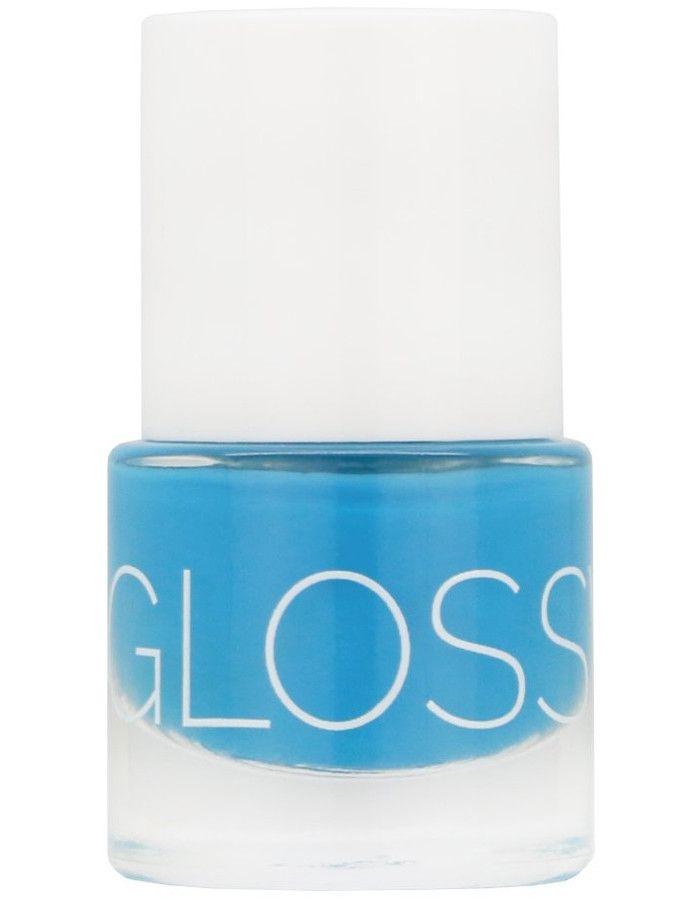 Glossworks 9-Free Vegan Gel Effect Nagellak Cyantific 9ml