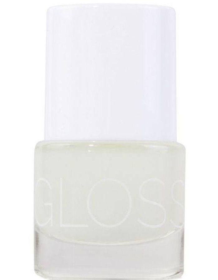 Glossworks 9-Free Vegan Matte Effect Top Coat 9ml