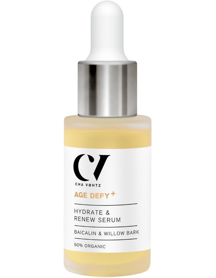 Green People Age Defy+ Hydrate & Renew Serum 30ml 5034511003743 snel, veilig en gemakkelijk online kopen bij Beauty4skin.nl