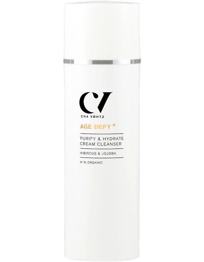 Green People Age Defy+ Purify & Hydrate Cream Cleanser 150ml 5034511003774 snel, veilig en gemakkelijk online kopen bij Beauty4skin.nl
