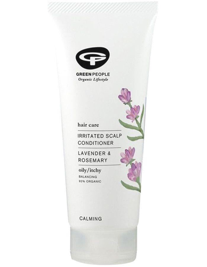 Green People Irritated Scalp Conditioner Lavender & Rosemary 200ml 5034511000261 snel, veilig en gemakkelijk online kopen bij Beauty4skin.nl