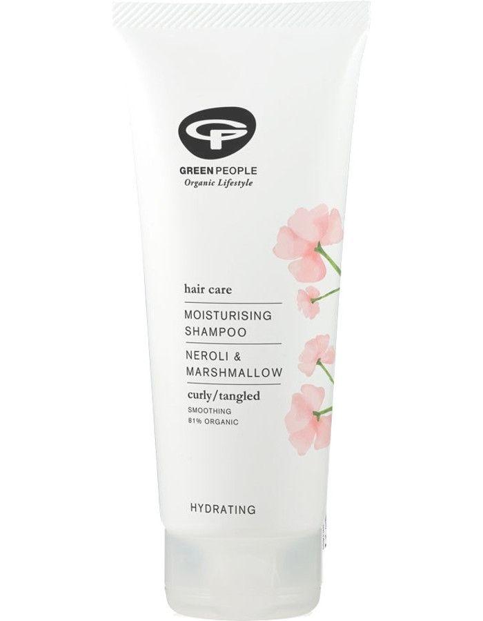 Green People Moisturising Shampoo Neroli & Marshmallow 200ml