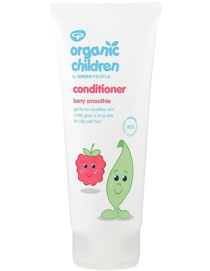 Green People Organic Children Conditioner Berry Smoothy 200ml
