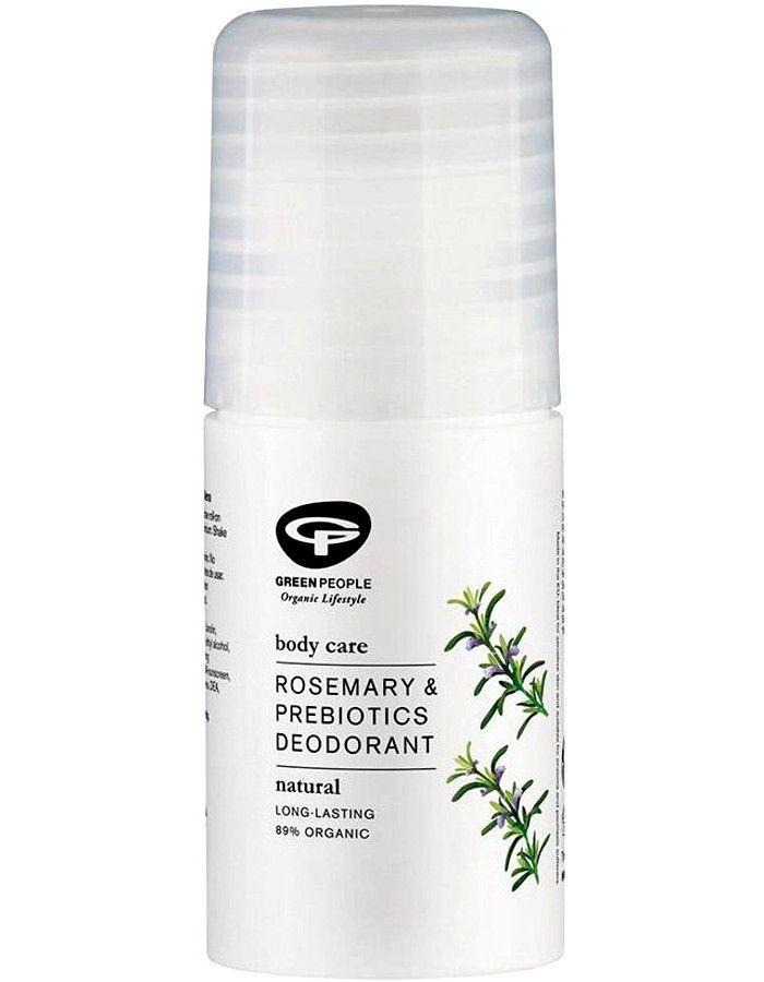 Green People Rosemary & Pre Biotics Deodorant Roller 75ml