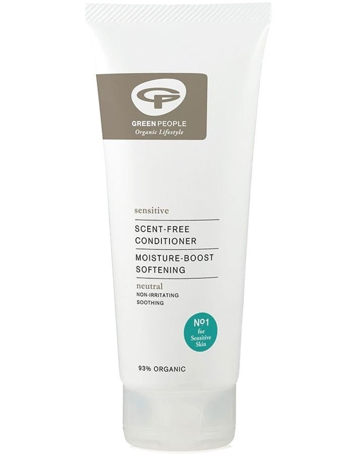Green People Scent Free Conditioner Sensitive Scalp 200ml