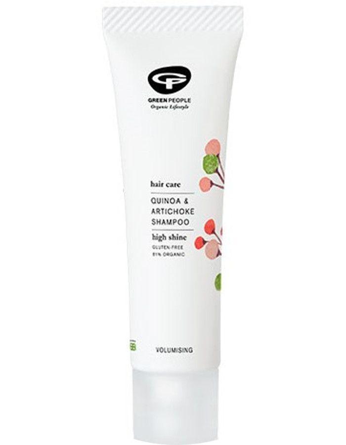 Beauty4skin.nl-Green People Volumising Shampoo Quinoa & Artichoke 100ml 5034511002630 snel, veilig en gemakkelijk online kopen bij Beauty4skin.nl