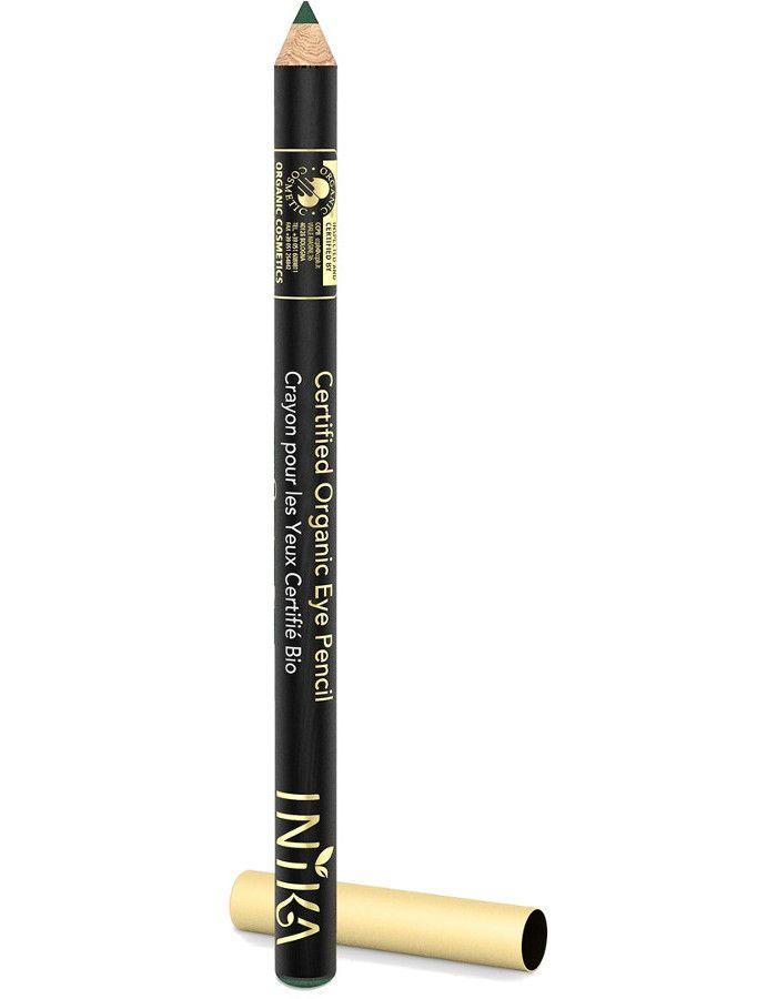 Inika Certified Organic Eye Pencil Emerald