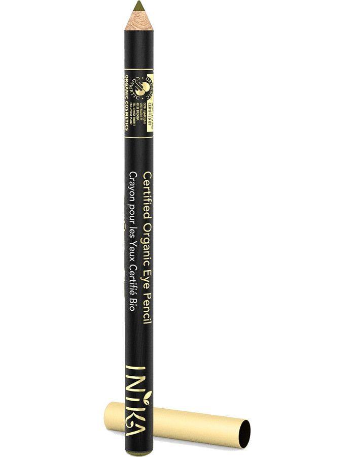 Inika Certified Organic Eye Pencil Gold Khaki
