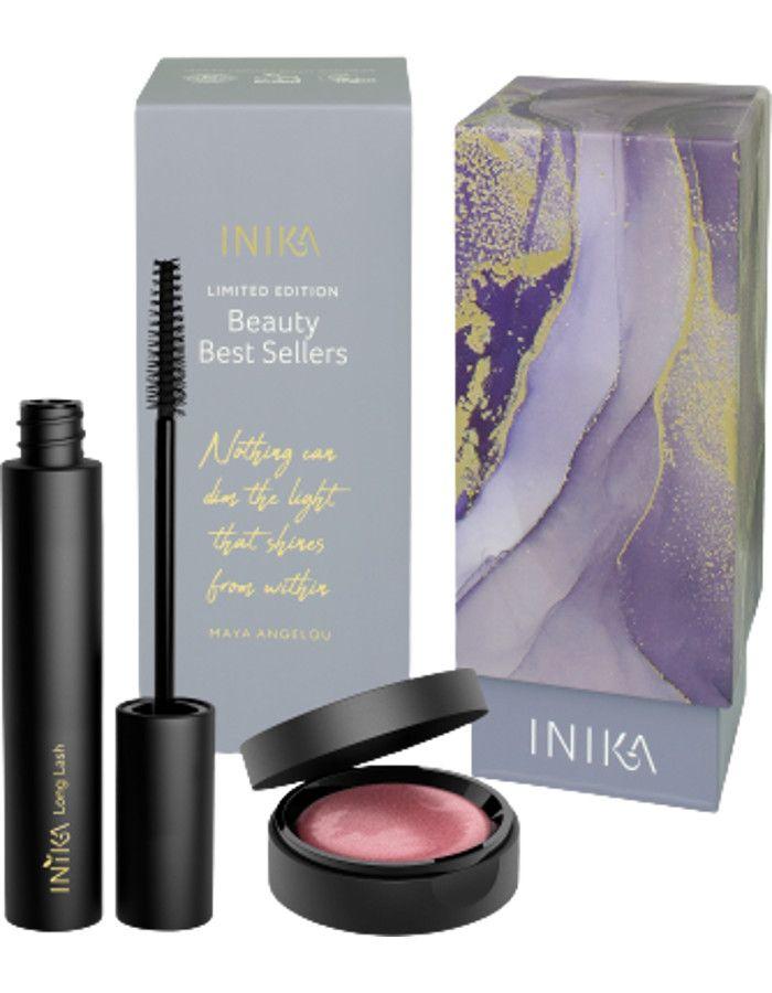 Inika Organic Beauty Best Sellers Gift Set 2-Delig