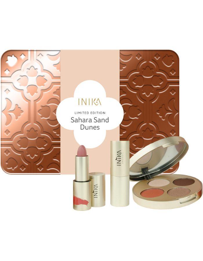 Inika Organic Sahara Sand Dunes Gift Set 3-Delig