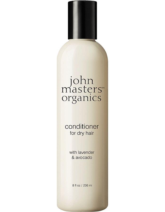 John Masters Organics Conditioner Dry Hair Lavender & Avocado 236ml