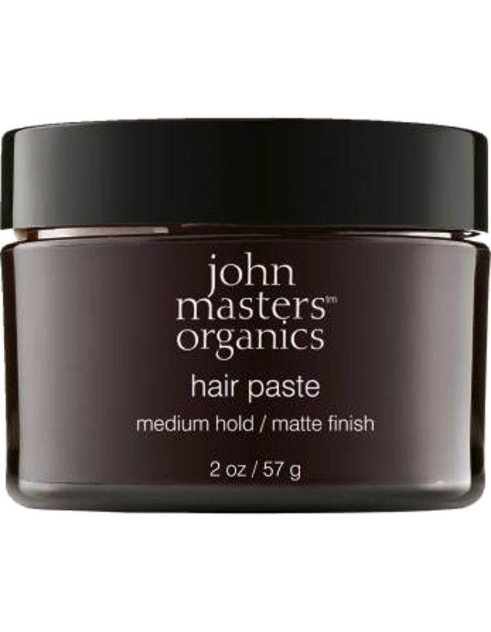 John Masters Organics Hair Paste Medium Hold Matte Finish 57gr 669558500518 snel, veilig en goedkoop online kopen bij Beauty4skin.nl