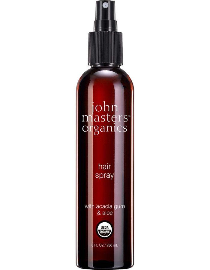 John Masters Organics Hair Spray Acacia Gum & Aloe 236ml