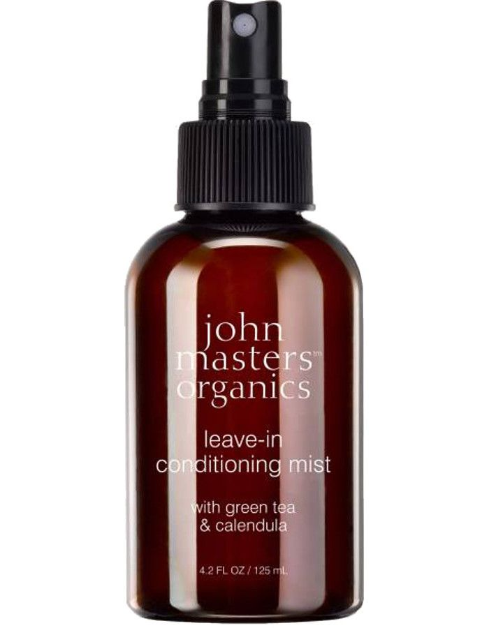 John Masters Organics Leave-in Conditioning Mist Green Tea & Calendula 125ml
