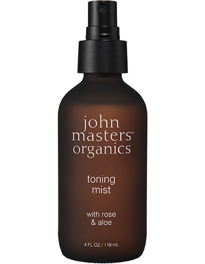 John Masters Organics Hydrating Toning Mist Rose & Aloe 118ml
