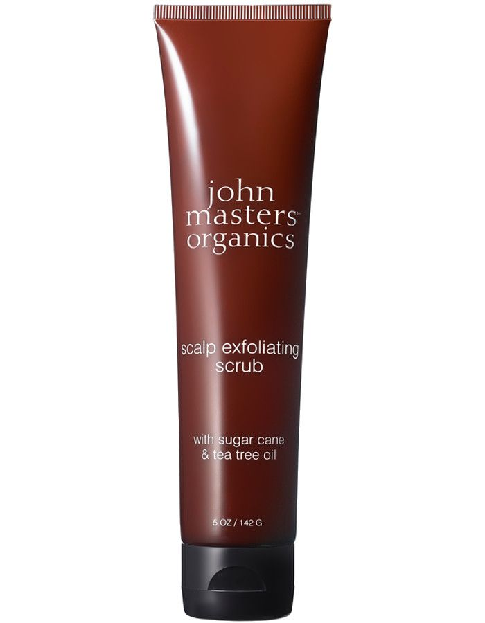 John Masters Organics Scalp Exfoliating Scrub Sugar Cane & Tea Tree Oil 142gr