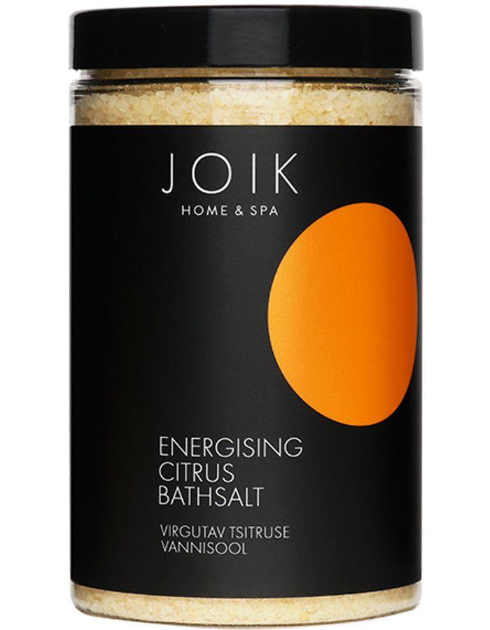 Joik Home & Spa Energising Citrus Bathsalt 500gr
