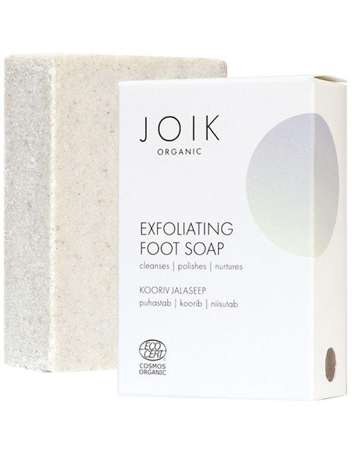 Joik Organic Exfoliating Foot Soap 100gr