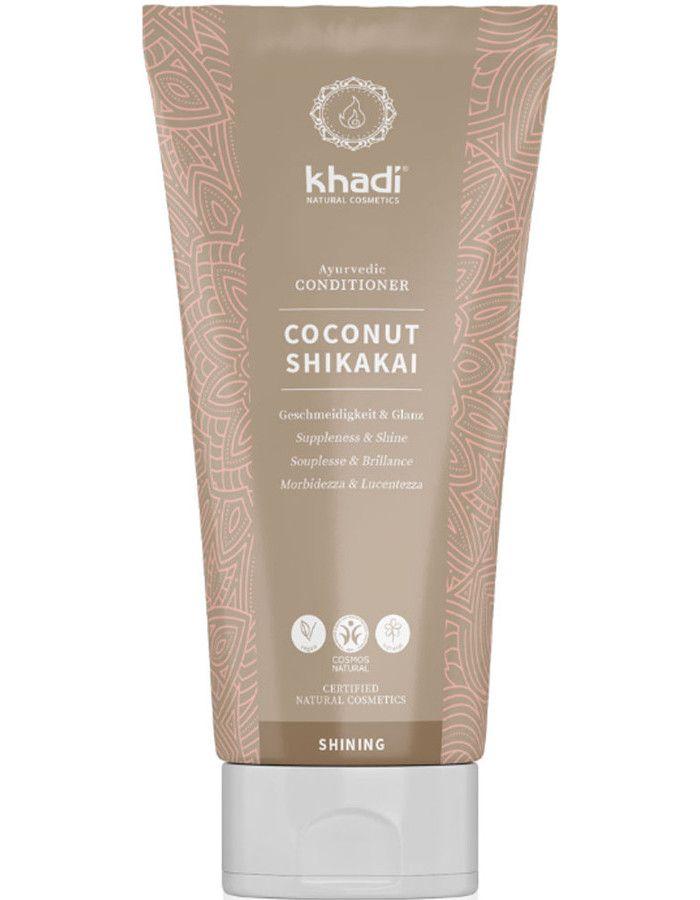 Khadi Ayurvedische Conditioner Coconut Shikakai 200ml