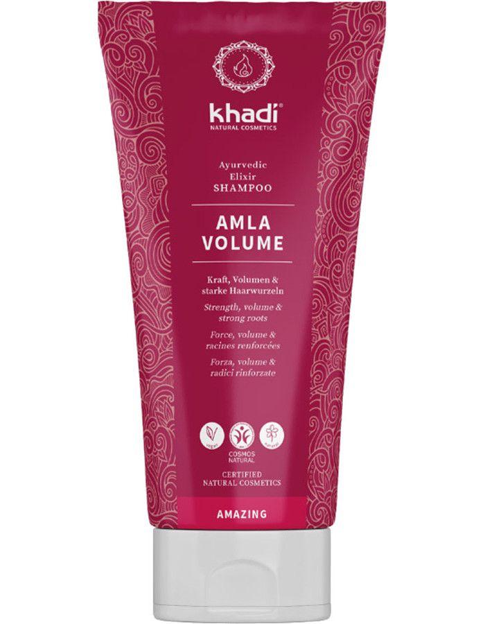 Khadi Ayurvedische Shampoo Amla Volume 200ml