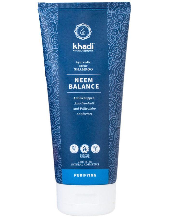 Khadi Ayurvedische Shampoo Neem Balance 200ml