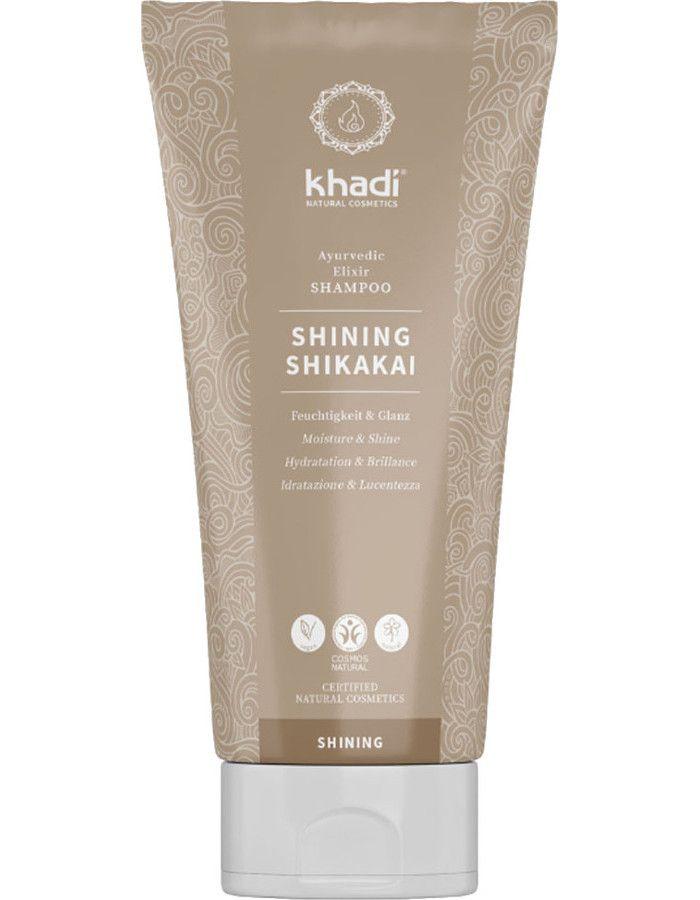 Khadi Ayurvedische Shampoo Shining Shikakai 200ml