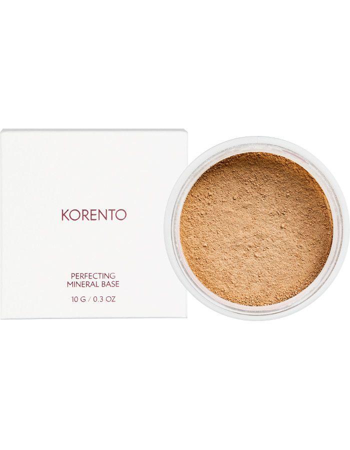 Korento Perfecting Mineral Base Make-up Powder Warm 05