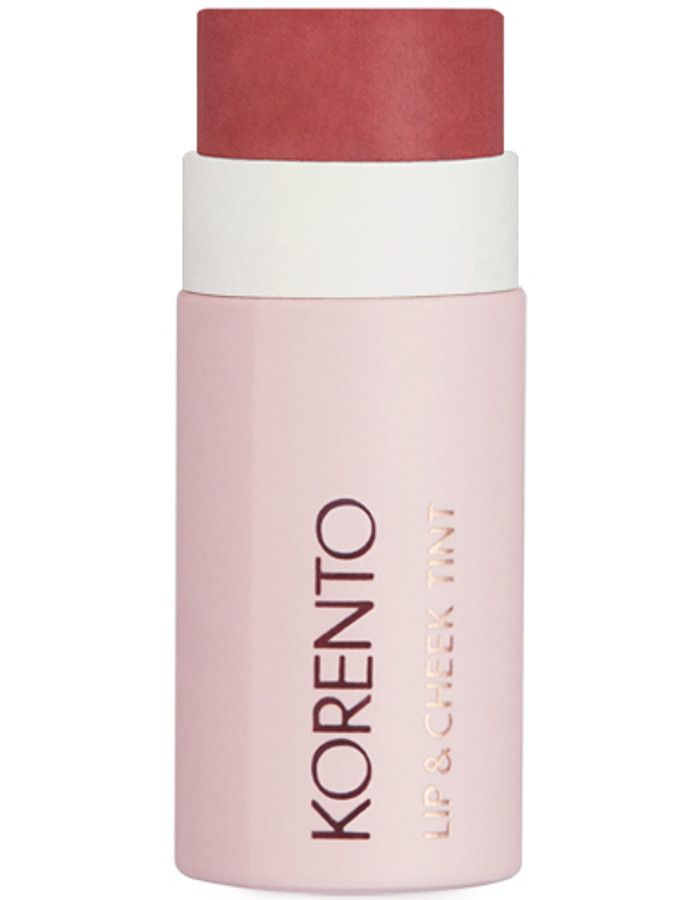 Korento Vitamin Infused Lip & Cheek Tint Heather 5ml