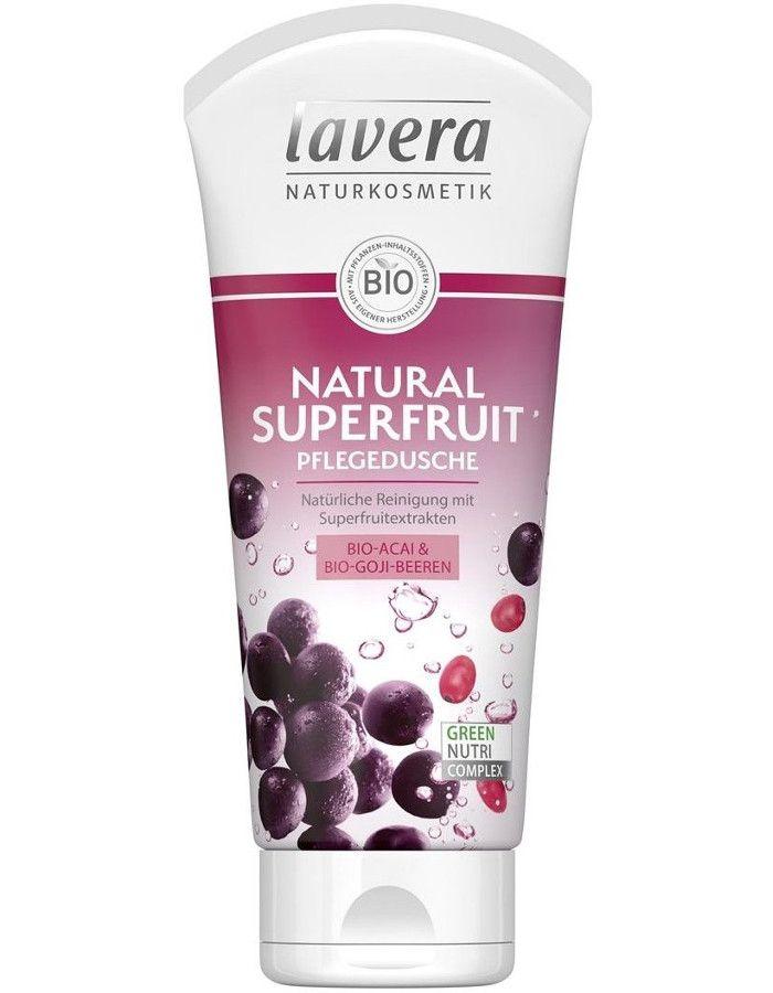 Lavera Organic Natural Superfruit Body Wash 200ml