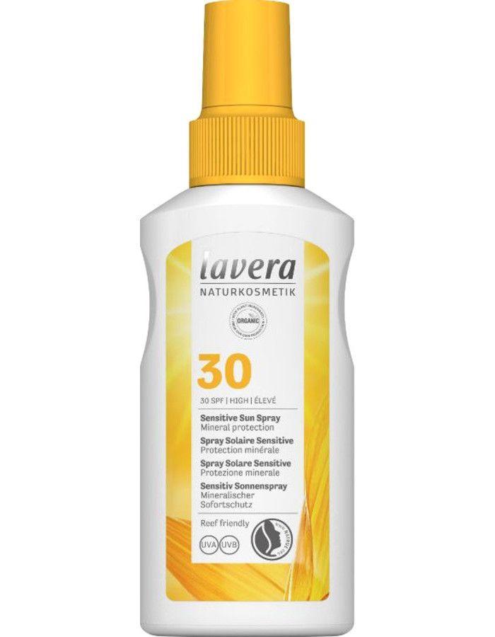 Lavera Organic Sensitive Sun Spray Spf30 100ml