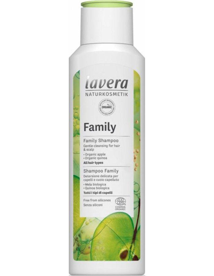 Lavera Shampoo Family 250ml