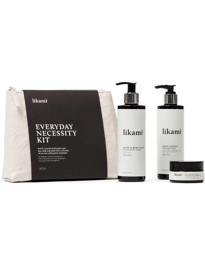 Likami Everyday Necessity Kit 4-Delig 5430000877404 snel, veilig en gemakkelijk online kopen bij Beauty4skin.nl