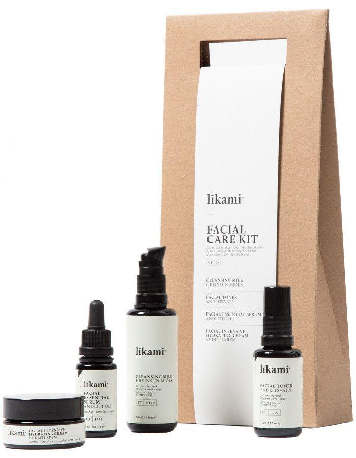 Likami Facial Care Kit 4-Delig 5430000877252 snel, veilig en gemakkelijk online kopen bij Beauty4skin.nl